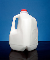 POLYETHYLENE - HIGH DENSITY: ONE GALLON CONTAINERS<br />