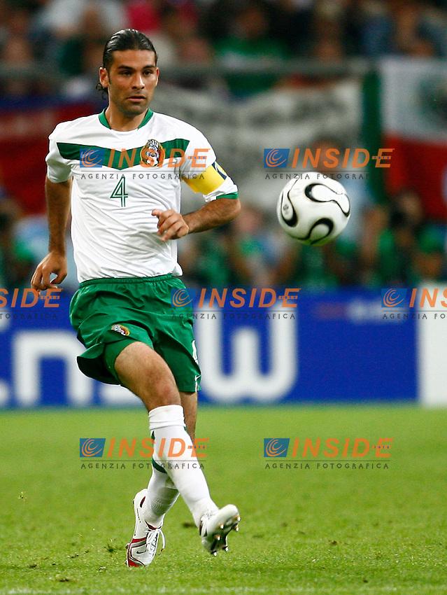 Gelsenkirchen 21/6/2006 World Cup 2006.Portogallo Messico 2/1.Photo Andrea Staccioli Insidefoto.RAfael Marquez Messico