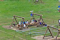 Giant Swing at Tivoli