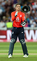 Australia's Jos Buttler<br /> <br /> Photographer Andrew Kearns/CameraSport<br /> <br /> Only IT20 - Vitality IT20 Series - England v Australia - Wednesday 27th June 2018 - Edgbaston - Birmingham<br /> <br /> World Copyright &copy; 2018 CameraSport. All rights reserved. 43 Linden Ave. Countesthorpe. Leicester. England. LE8 5PG - Tel: +44 (0) 116 277 4147 - admin@camerasport.com - www.camerasport.com