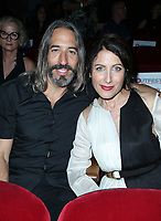 """LOS ANGELES, CA-  Robert Russell, Lisa Edelstein, At 2017 Outfest Los Angeles LGBT Film Festival - Closing Night Gala Screening Of """"Freak Show"""" at The Theatre at Ace Hotel, California on July 16, 2017. Credit: Faye Sadou/MediaPunch"""