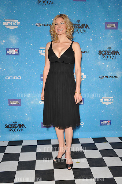 Elizabeth Mitchell at the 2009 Spike TV Scream Awards, at the Greek Theatre, Los Angeles..October 17, 2009  Los Angeles, CA.Picture: Paul Smith / Featureflash