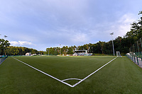 Genk Sport Park pictured before a female soccer game between KRC Genk Ladies and Sporting Charleroi  on the first matchday of the 2020 - 2021 season of Belgian Women's SuperLeague , friday 28 of August 2020  in Genk , Belgium . PHOTO SPORTPIX.BE | SPP | STIJN AUDOOREN