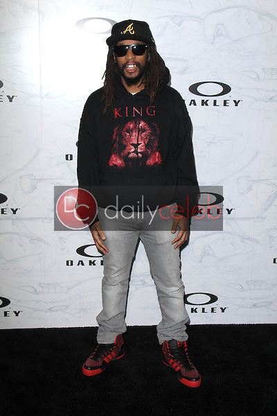 Lil' Jon<br /> at Oakley's Disruptive By Design Launch Event, RED Studios, Los Angeles, CA 02-24-14<br /> Dave Edwards/DailyCeleb.com 818-249-4998