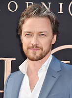 """HOLLYWOOD, CA - JUNE 04: James McAvoy arrives at the Premiere Of 20th Century Fox's """"Dark Phoenix"""" at TCL Chinese Theatre on June 04, 2019 in Hollywood, California.<br /> CAP/ROT/TM<br /> ©TM/ROT/Capital Pictures"""