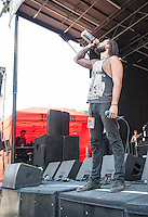 Job for a Cowboy at Mayhem Fest 2013 in Atlanta, GA.