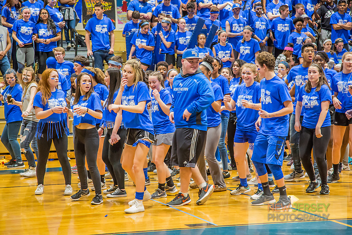 2017 Blue and Grey Night, Northern Burlington Regional High School