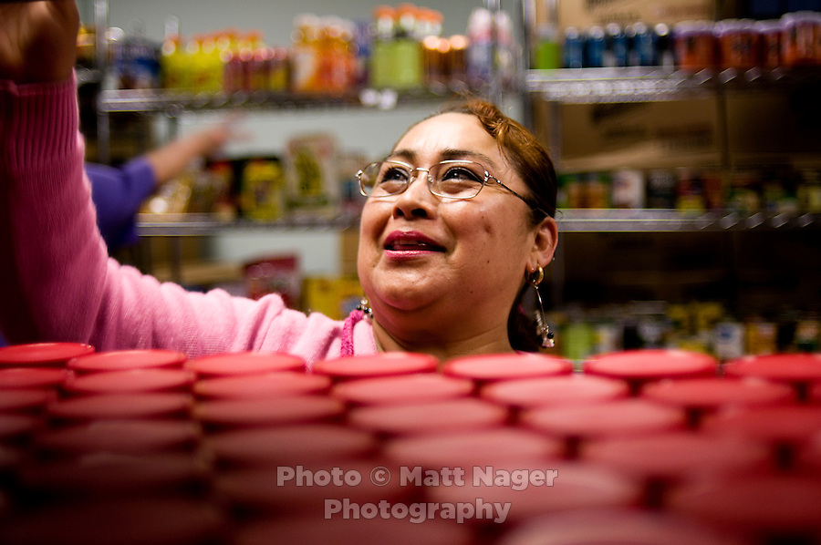 Denver Food Bank Volunteer