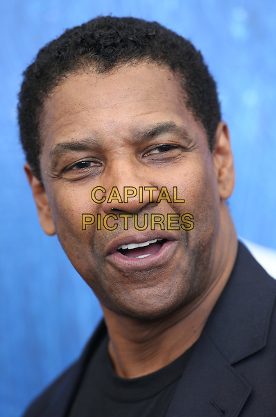 Denzel Washington attends the photocall for 'The Magnificent Seven' during the 73rd Venice Film Festival at Palazzo del Casino on September 10, 2016 in Venice, Italy.<br /> CAP/GOL<br /> &copy;GOL/Capital Pictures