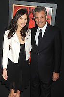 NEW YORK, NY - NOVEMBER 18: Olga Kurylenko and Danny Huston at the 'Hitchcock' New York Premiere at Ziegfeld Theatre on November 18, 2012 in New York City. Credit: mpi01/MediaPunch inc. NortePhoto