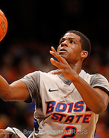 Boise State basketball vs. SDSU 2012