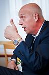 Lars Nyberg, CEO TeliaSonera Stockholm, Sweden, Photo: Johan Jeppsson