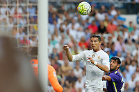 Real Madrid´s Cristiano Ronaldo in action