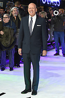 "Bruce Willis<br /> arriving for the ""Glass"" premiere at the Curzon Mayfair, London<br /> <br /> ©Ash Knotek  D3470  09/01/2019"