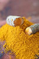 Gastronomie générale / Curcuma Bio // General gastronomy / Organic turmeric