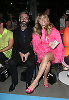 LOS ANGELES, CA - MARCH 8: Heidi Klum, at Christian Cowan x The Powerpuff Girls_ Inside at City Market Social House in Los Angeles, California on March 8, 2019. <br /> CAP/MPIFS<br /> &copy;MPIFS/Capital Pictures