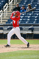 Nathanael Delgado - 2012 Dominican Prospect League all-stars - spring training (Bill Mitchell)