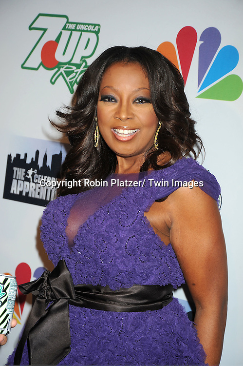 """Star Jones posing for photographers at """"The Celebrity Apprentice"""".Season Four Finale Party on May 22, 2011 at The Trump Soho Hotel in New York City."""