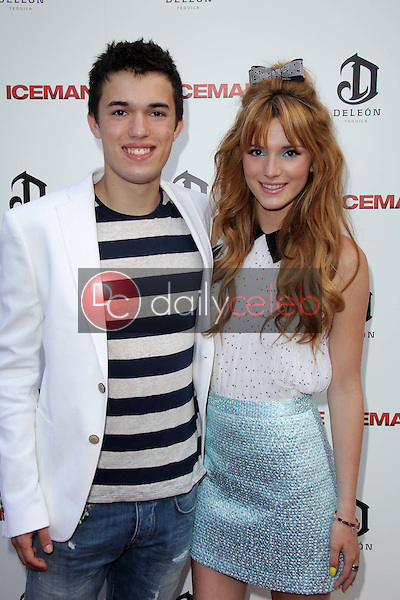 Remy Thorne, Bella Thorne<br />