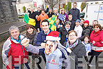 Listowel gets ready for the visit of Dublin Footballer Bernard Brogan on Friday pictured are Billy Keane Kelly Browne Kerry Footballer Tom O'Sullivan, and Jennifer Stack.Listowel gets ready for the visit of Dublin Footballer Bernard Brogan on Friday pictured are Billy Keane, Kelly Browne, Kerry Footballer Tom O'Sullivan, and Jennifer Stack.