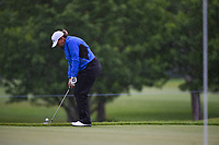 Angela Stanford (USA) chips on to 2 during the round 1 of the KPMG Women's PGA Championship, Hazeltine National, Chaska, Minnesota, USA. 6/20/2019.<br /> Picture: Golffile | Ken Murray<br /> <br /> <br /> All photo usage must carry mandatory copyright credit (© Golffile | Ken Murray)