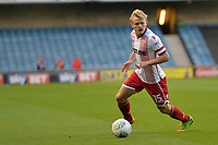Stevenage Alex Samuel during Millwall vs Stevenage, Caraboa Cup Football at The Den on 8th August 2017