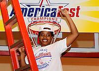 America East Women's Basketball Championship 3/12/2011
