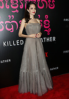 www.acepixs.com<br /> <br /> September 14 2017, New York City<br /> <br /> Director Angelina Jolie arriving at a screening of 'First They Killed My Father' at the DGA theatre on September 14, 2017 in New York City.<br /> <br /> By Line: Nancy Rivera/ACE Pictures<br /> <br /> <br /> ACE Pictures Inc<br /> Tel: 6467670430<br /> Email: info@acepixs.com<br /> www.acepixs.com