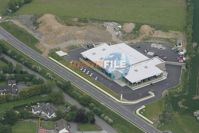 Aerial view of Mc Cabe Motors, Duleek Rd at the M1 interchange. 04/06/06...Photo NEWSFILE/Fran Caffrey.(Photo credit should read Fran Caffrey/NEWSFILE)....This Picture has been sent you under the condtions enclosed by:.Newsfile Ltd..The Studio,.Millmount Abbey,.Drogheda,.Co Meath..Ireland..Tel: +353(0)41-9871240.Fax: +353(0)41-9871260.GSM: +353(0)86-2500958.email: pictures@newsfile.ie.www.newsfile.ie.FTP: 193.120.102.198...This picture is from Fran Caffrey@newsfile.ie