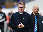 Garry Monk manager of Birmingham City during the championship match at St Andrews Stadium, Birmingham. Picture date 21st April 2018. Picture credit should read: Simon Bellis/Sportimage