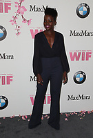 BEVERLY HILLS, CA June 13- Lupita Nyong'o, at Women In Film 2017 Crystal + Lucy Awards presented by Max Mara and BMWGayle Nachlis at The Beverly Hilton Hotel, California on June 13, 2017. Credit: Faye Sadou/MediaPunch
