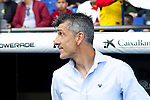Real Sociedad's coach Imanol Alguacil  during La Liga match. May, 18th,2019. (ALTERPHOTOS/Alconada)