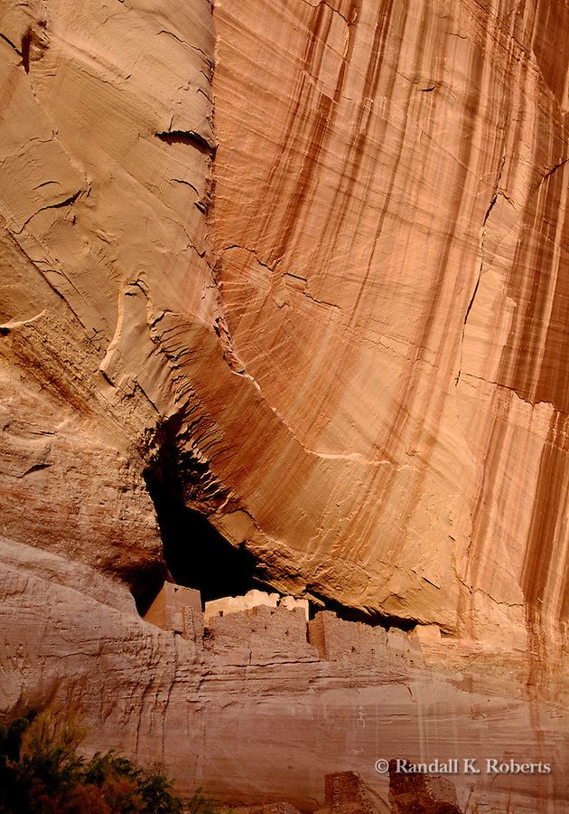 White House Ruin, Canyon de Chelly, Navajo Indian Reservation, Arizona