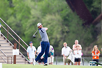 Scott Piercy (USA) on the 13th during the 3rd round at the WGC Dell Technologies Matchplay championship, Austin Country Club, Austin, Texas, USA. 24/03/2017.<br /> Picture: Golffile | Fran Caffrey<br /> <br /> <br /> All photo usage must carry mandatory copyright credit (&copy; Golffile | Fran Caffrey)
