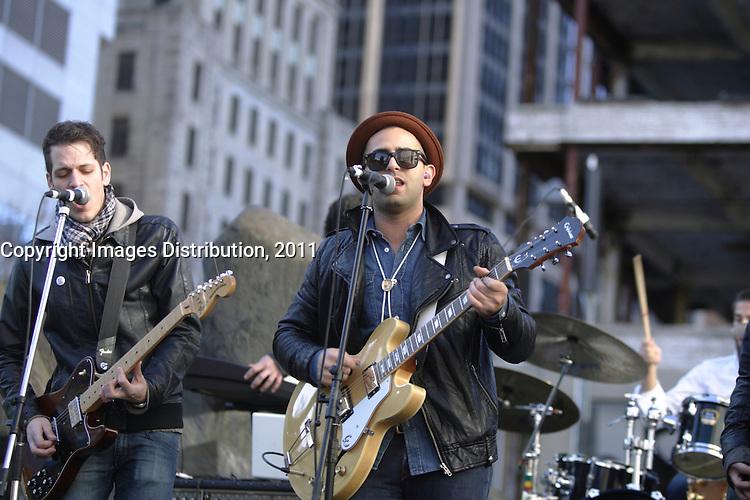 Montreal  (Quebec) CANADA - Nov 2011 File Photo - Casino, outdoor concert