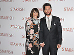 "Lizzy Caplan and Tom Riley at the ""Starfish"" UK film premiere, Curzon Mayfair cinema, Curzon Street, London, England, UK, on Thursday 27 October 2016. <br /> CAP/CAN<br /> ©CAN/Capital Pictures"