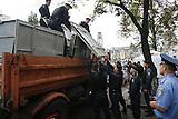20110725_Proteste gegen Inhaftierung von Timoschenko in Kiev