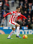 Ibrahim Afellay of Stoke City - Football - Barclays Premier League - Stoke City vs Manchester City - Britannia Stadium Stoke - December 5th 2015 - Season 2015/2016 - Photo Malcolm Couzens/Sportimage