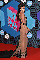Charlotte Dawson (Ex On The Beach UK)<br /> 2016 MTV EMAs in Ahoy Arena, Rotterdam, The Netherlands on November 06, 2016.<br /> CAP/PL<br /> &copy;Phil Loftus/Capital Pictures /MediaPunch ***NORTH AND SOUTH AMERICAS ONLY***