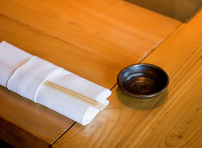 Chopsticks, Ozumo Restaurant, San Francisco, California