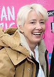 "Emma Thompson attending the Broadway Opening Night Performance of  ""Mean Girls"" at the August Wilson Theatre Theatre on April 8, 2018 in New York City."