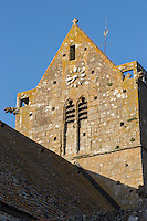 Europe/France/Normandie/Basse-Normandie/50/Manche/Genêts: L'église Notre-Dame. // France, Manche, Genets: The church