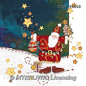 Simonetta, NAPKINS, SERVIETTEN, SERVILLETAS, Christmas Santa, Snowman, Weihnachtsmänner, Schneemänner, Papá Noel, muñecos de nieve, paintings+++++,ITDPT0002,#sv#,#x#