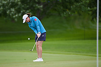 Leona Maguire (IRL) chips on to 2 during the round 2 of the KPMG Women's PGA Championship, Hazeltine National, Chaska, Minnesota, USA. 6/21/2019.<br /> Picture: Golffile | Ken Murray<br /> <br /> <br /> All photo usage must carry mandatory copyright credit (© Golffile | Ken Murray)