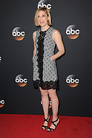 www.acepixs.com<br /> May 16, 2017  New York City<br /> <br /> Susannah Flood attending arrivals for the ABC Upfront Event 2017 at Lincoln Center David Geffen Hall on May 16, 2017 in New York City.<br /> <br /> Credit: Kristin Callahan/ACE Pictures<br /> <br /> <br /> Tel: 646 769 0430<br /> Email: info@acepixs.com