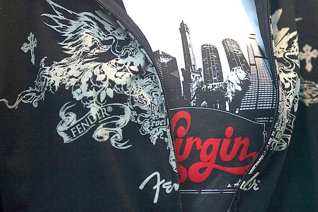 Shopping, Virgin Megastore, Chicago, Illinois