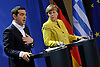March 23-15,Alexis Tsipras,Prime Minister of Greece during a press conference with German Chancellor