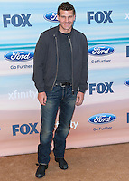 SANTA MONICA, CA, USA - SEPTEMBER 08: David Boreanaz arrives at the 2014 FOX Fall Eco-Casino Party held at The Bungalow on September 8, 2014 in Santa Monica, California, United States. (Photo by Xavier Collin/Celebrity Monitor)