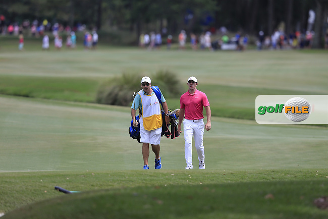 Rory McIlroy (NIR) during the final round of the Players, TPC Sawgrass, Championship Way, Ponte Vedra Beach, FL 32082, USA. 15/05/2016.<br /> Picture: Golffile | Fran Caffrey<br /> <br /> <br /> All photo usage must carry mandatory copyright credit (&copy; Golffile | Fran Caffrey)
