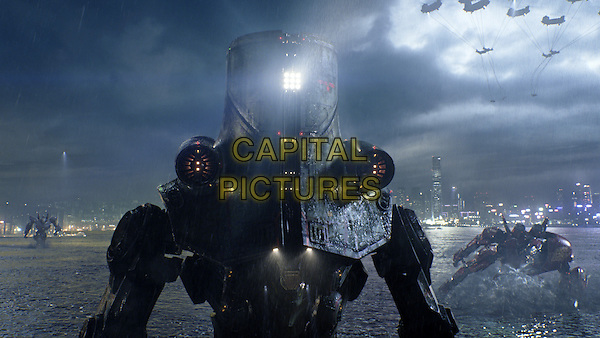 SCENE.in Pacific Rim (2013) .*Filmstill - Editorial Use Only*.CAP/NFS.Supplied by Capital Pictures.